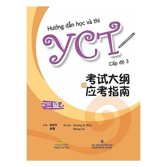 Hướng Dẫn Học Và Thi YCT Cấp Độ 3 (Kèm 1 Đĩa Mp3)