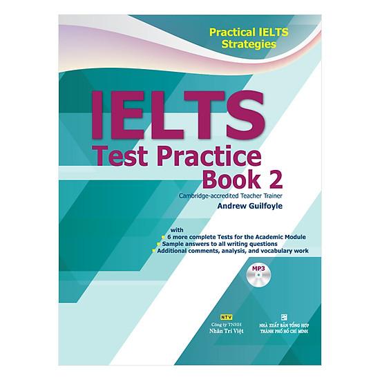 IELTS Test Practice Book 2