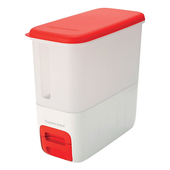 Thùng Đựng Gạo Tupperware Rice Dispenser (10Kg)
