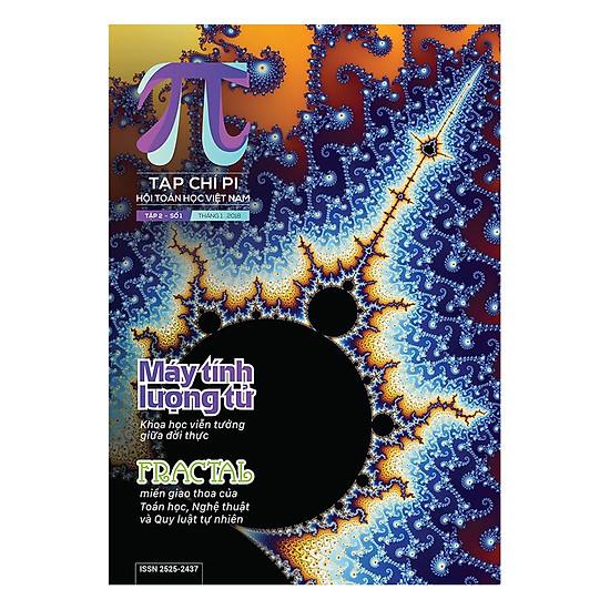 Tạp Chí Pi Tập 2 Số 1 Năm 2018
