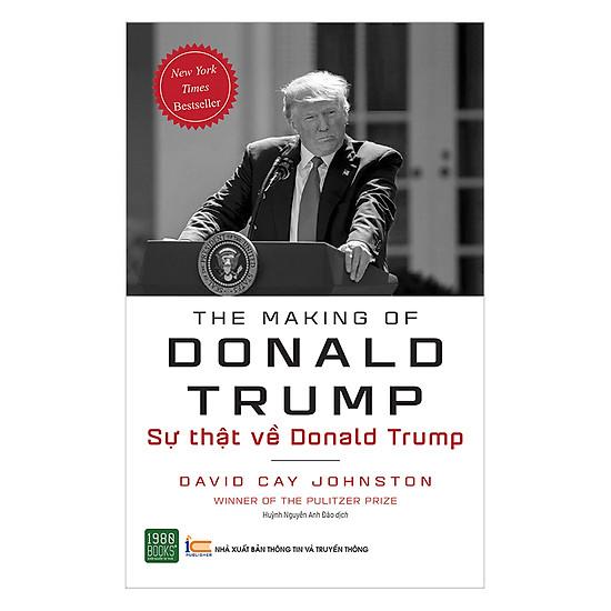 [Download sách] Sự Thật Về Donald Trump