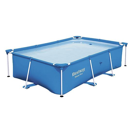Bể Bơi Khung Chống Kim Loại Bestway 56403 (259 x 170 x 61 cm)