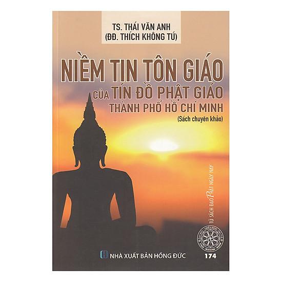 [Download sách] Niềm Tin Tôn Giáo Của Tín Đồ Phật Giáo Thành Phố Hồ Chí Minh