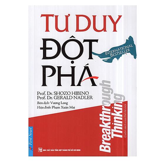 Tư Duy Đột Phá (Tái Bản) – Trí Việt