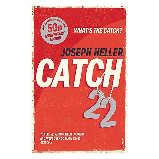 [Download sách] Catch-22: 50th Anniversary Edition