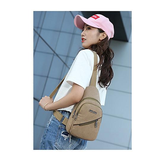 Túi đeo chéo nam thời trang phong cách Hàn Quốc NT52 - Vàng Bò
