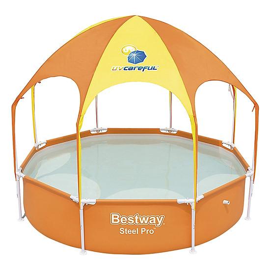 Bể Bơi Có Mái Che Bestway 56432 (2.44m)