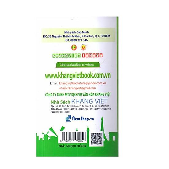 Từ điển Anh - Việt dành cho học sinh lớp 8-9 ( khoảng 199.000 từ)