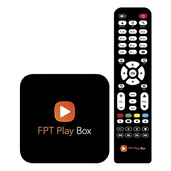 FPT Play Box 4K 2018