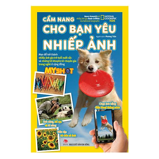 [Download sách] Cẩm Nang Cho Bạn Yêu Nhiếp Ảnh