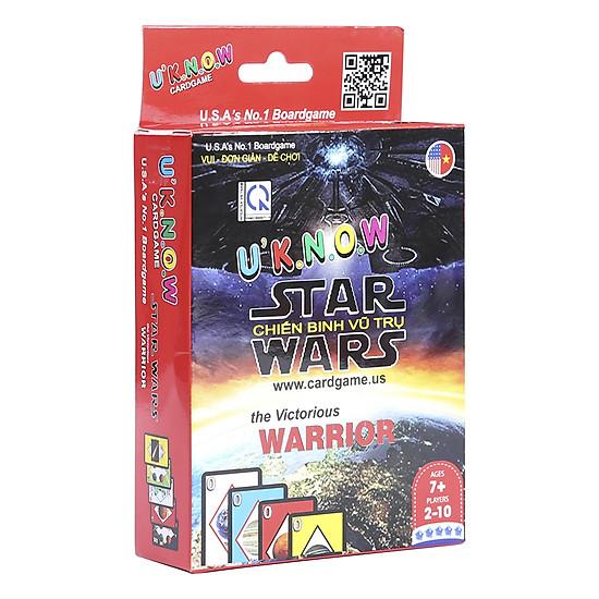 Thẻ Trò Chơi Uno – Phiên Bản Star Wars