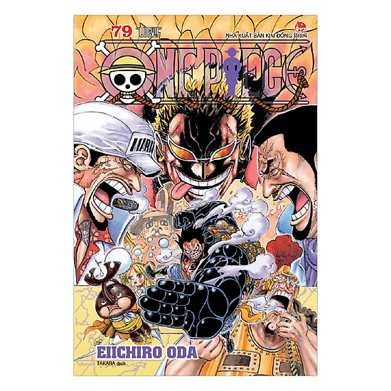 One Piece (Tập 79)