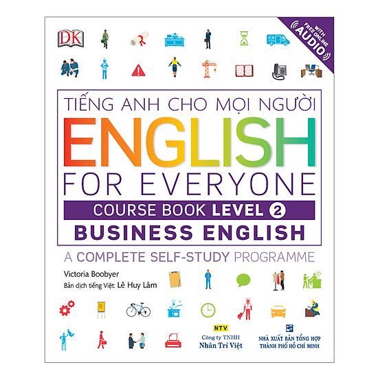 English For Everyone - Business English - Course Book Level 2 (Kèm 1 Đĩa CD -Room)