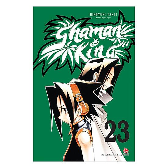 Shaman King (Tập 23)