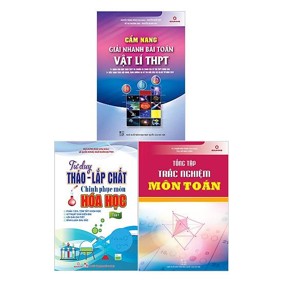 [Download sách] Chinh Phục Kì Thi THPT Quốc Gia 2018 (Dành Cho Thí Sinh Thi Khối A)