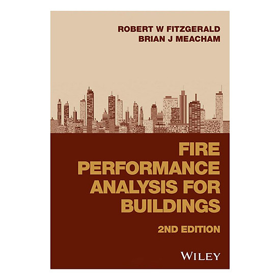 [Download Sách] Fire Performance Analysis For Buildings, 2nd Edition