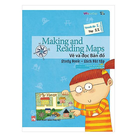 All Story - Making And Reading Maps - Vẽ Và Đọc Bản Đồ - Trình Độ 1 (Tập 11)