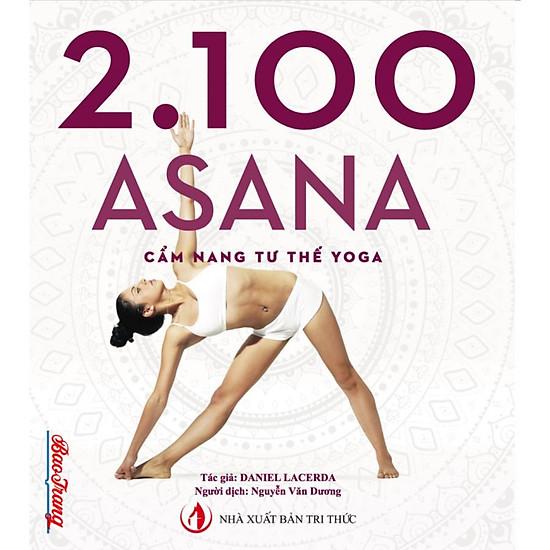 2.100 Asana - Cẩm nang tư thế Yoga