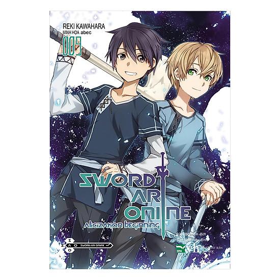 Sword Art Online 009 - Alicization: Beginning
