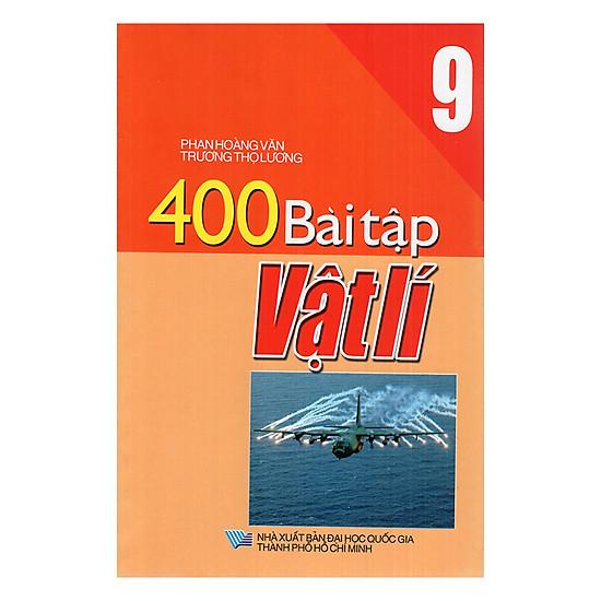 400 Bài Tập Vật Lí Lớp 9