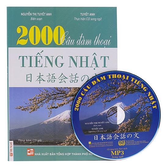 2000 Câu Đàm Thoại Tiếng Nhật