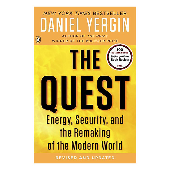 [Download Sách] The Quest: Energy, Security, And The Remaking Of The Modern World
