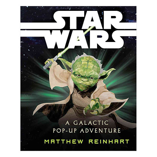 [Download Sách] Star Wars: A Galactic Pop-Up Adventure