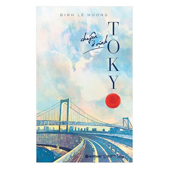 [Download sách] Chuyện Ở Vịnh Tokyo