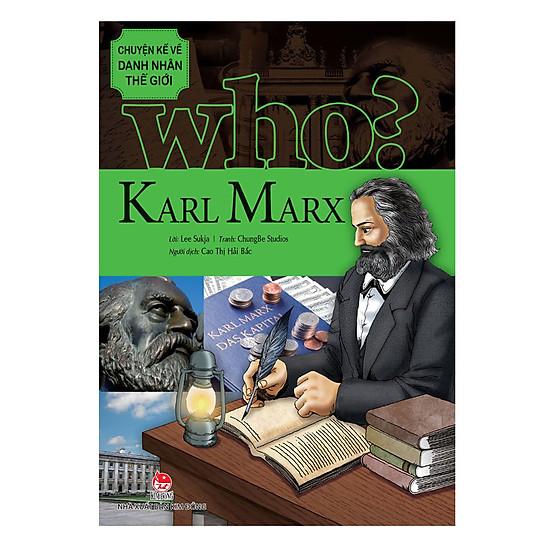 [Download Sách] Chuyện Kể Về Danh Nhân Thế Giới: Karl Marx