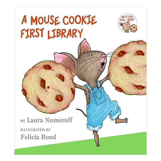 A Mouse Cookie First Library - EBOOK/PDF/PRC/EPUB