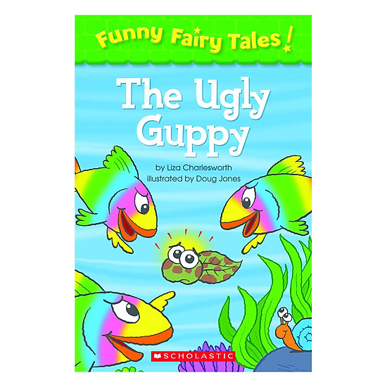 Let's Learn Readers: The Ugly Guppy