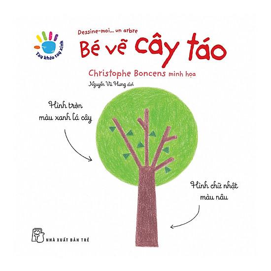 Tay Khéo Tay Xinh - Bé Vẽ Cây Táo