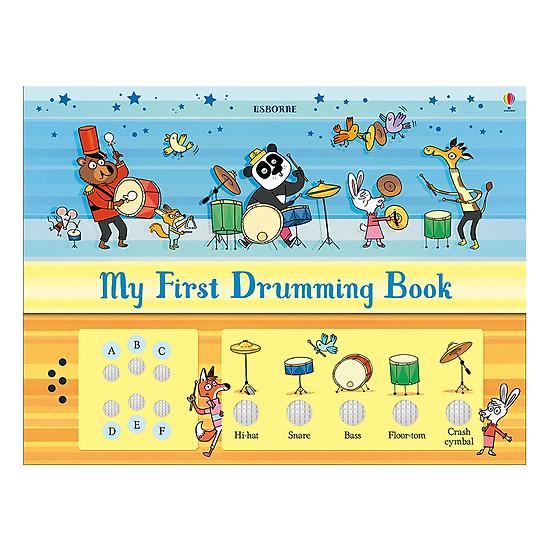 Download sách Usborne My First Drumming Book
