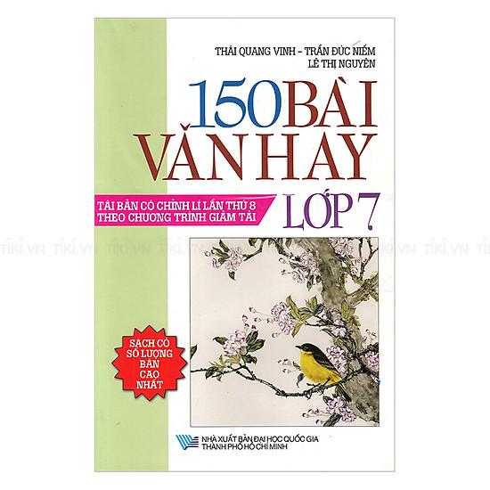 150 Bài Văn Hay Lớp 7