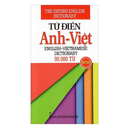 [Download Sách] Từ Điển Anh - Việt 90.000 Từ