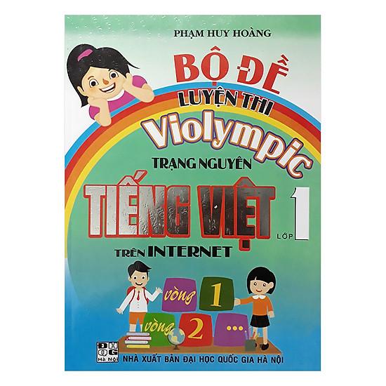 Bồi Dưỡng Luyện Thi Violympic Trạng Nguyên Tiếng Việt Trên Internet 1