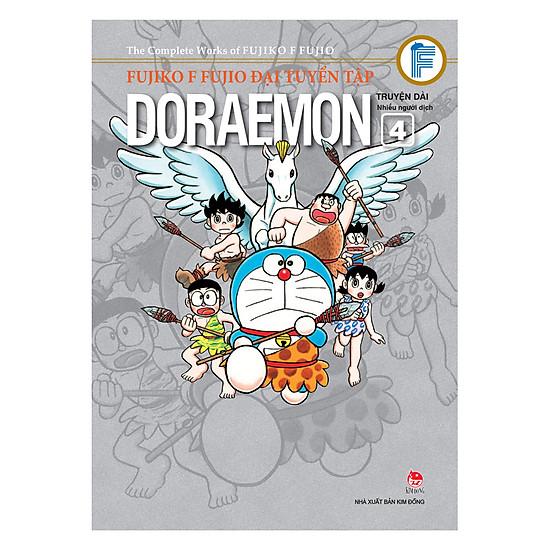 [Download Sách] Fujiko F Fujio Đại Tuyển Tập - Doraemon Truyện Dài (Tập 4)