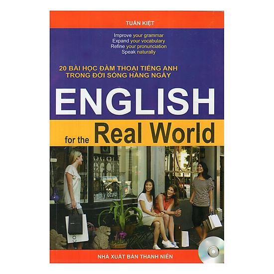 [Download sách] 20 Bài Học Đàm Thoại Tiếng Anh Trong Đời Sống Hàng Ngày (Kèm CD)