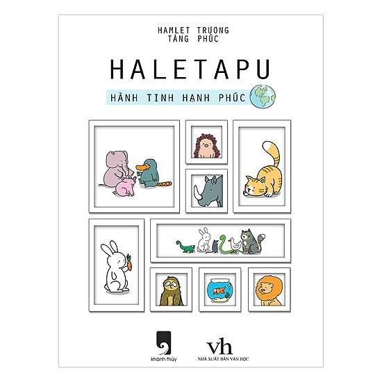 [Download Sách] Haletapu - Hành Tinh Hạnh Phúc