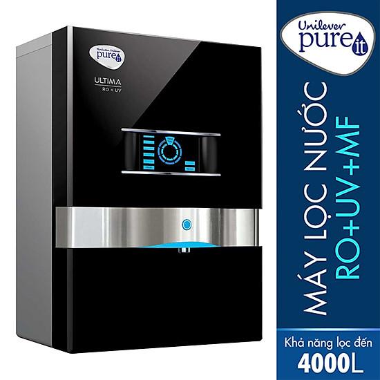 Giảm giá Máy Lọc Nước Unilever Pureit Ultima RO + UV + MF 67370949