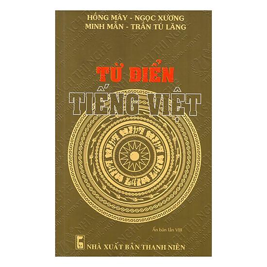 [Download Sách] Từ Điển Tiếng Việt