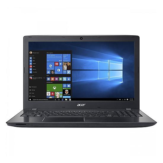 Laptop Acer Aspire E5-575G-53EC NX.GDWSV.007 Core i5-7200U/Win 10 (15.6 inch) - Black - Hàng Chính Hãng