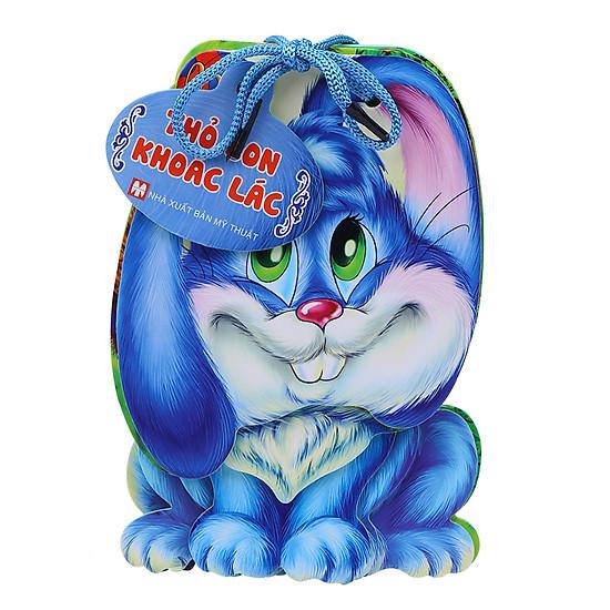 Truyện Thiếu Nhi - Thỏ Con Khoác Lác