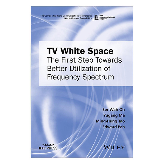 Hình ảnh download sách TV White Space: The First Step Towards Better Utilization Of Frequency Spectrum