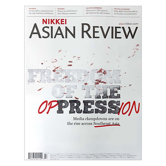 Nikkei Asian Review: Freedom Of The Oppression – 07