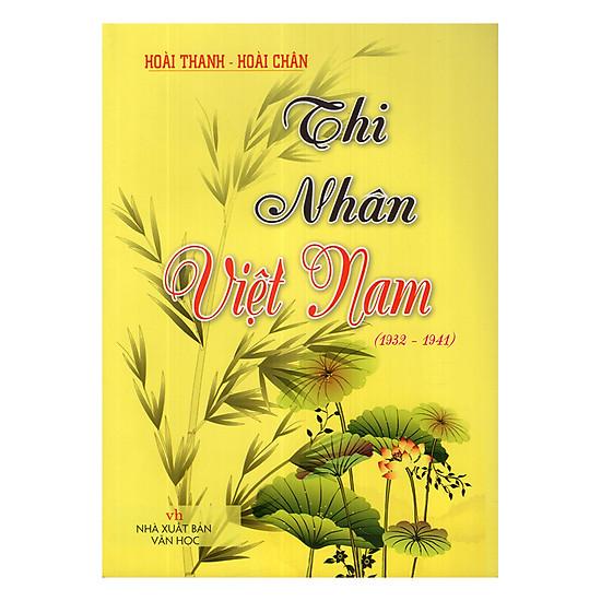 [Download Sách] Thi Nhân Việt Nam (1932 -1941)