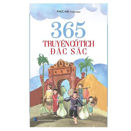 [Download sách] 365 Truyện Cổ Tích Đặc Sắc