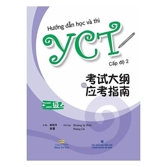 Hướng Dẫn Học Và Thi YCT Cấp Độ 2 (Kèm 1 Đĩa Mp3)