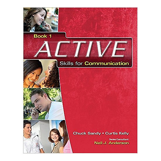[Download Sách] ACTIVE Skills for Communication 1 (Book 1)