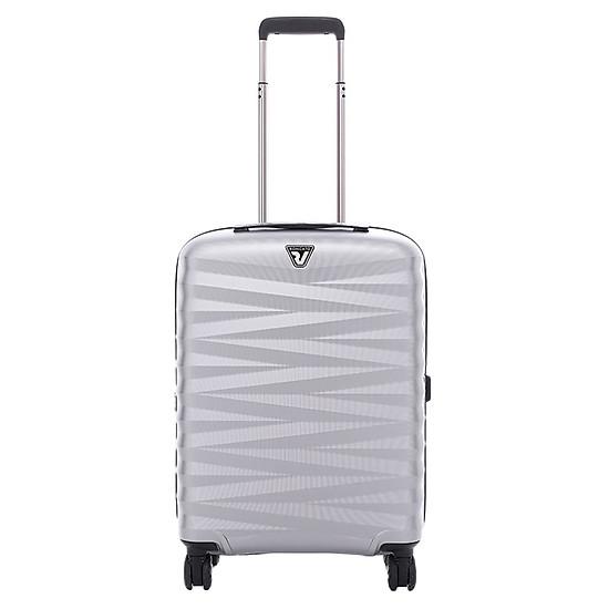 Vali Roncato Zeta Silver 5 Tấc (Size 50) – Bạc